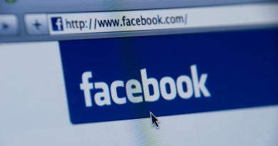 сеть Facebook