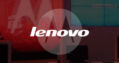 Lenovo и Motorola