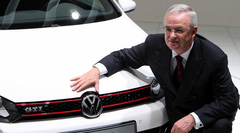 Volkswagen Мартин Винтеркорн