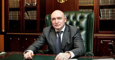 Губернатор Борис Дубровский