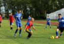 В Еманжелинске завершился первый круг состязаний по футболу