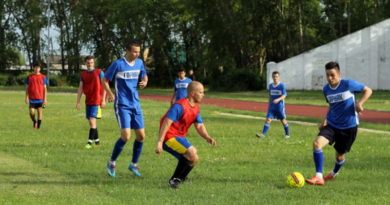Еманжелинские футболисты