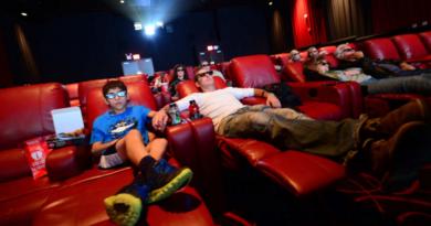 Мягкий кинотеатр
